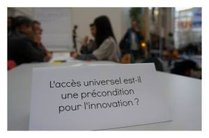 Fil de discussion du Barcamp sur l'innovation sociale